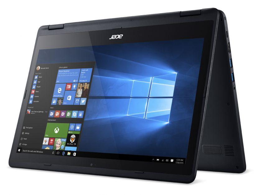 Acer Aspire R14 apertura