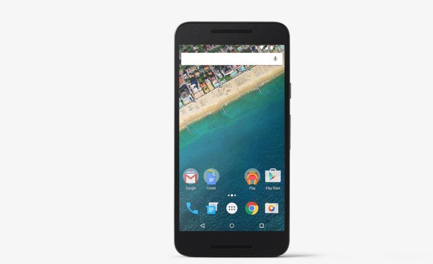 Fronte Nexus 5X