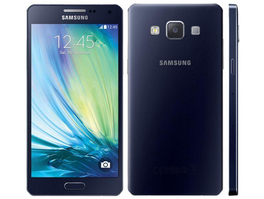 Samsung Galaxy A5 blu