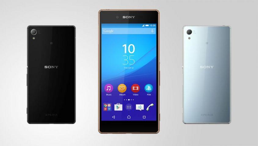 Sony Xperia Z3+ vs Xperia Z3