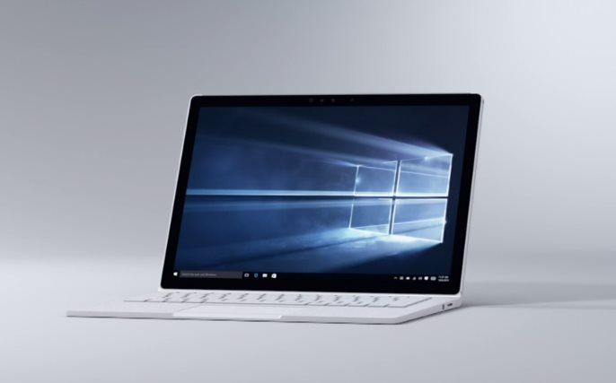 Surface Book Microsoft