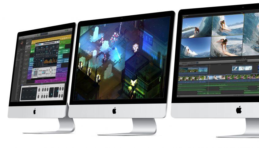 iMac e workflow