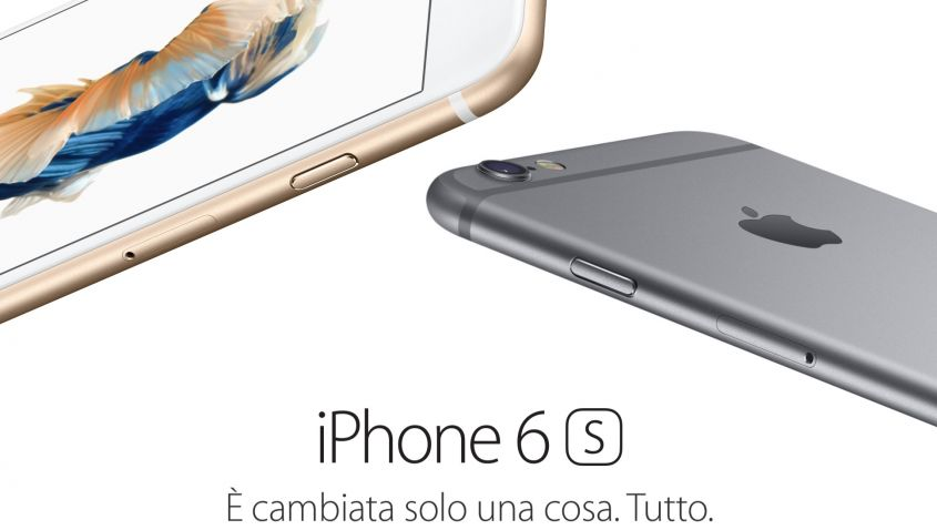 iPhone 6s Notte Bianca