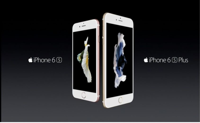 iPhone 6s e iPhone 6s Plus