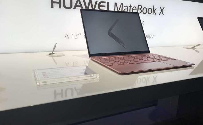 Huawei MateBook 2017, presentata la nuova linea di notebook MateBook X, MateBook E, MateBook D, dispositivi dotati di specifiche tecniche molto interessanti