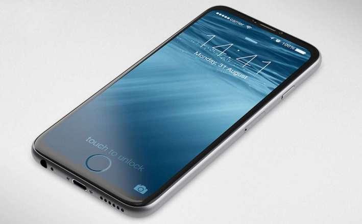 iPhone 8 si mostra in video Il design e l'interfaccia del nuovo melafonino appaiono online