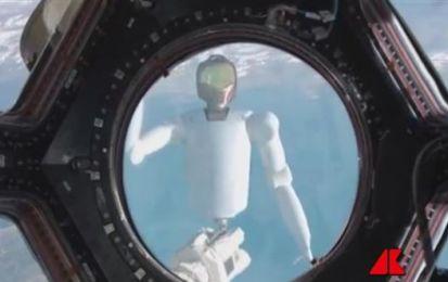 Robot-astronauti sempre più hitech e evoluti