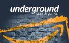 Amazon Underground: oltre 1000 app e giochi gratis