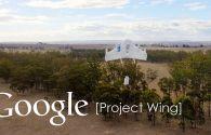 Google sfida Amazon: i droni consegneranno pacchi