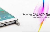 Samsung Galaxy Note 6: rumors prezzo, uscita e scheda tecnica