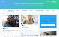Twitter senza registrazione: il social network apre ai non iscritti