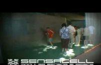 Sensacell pavimento LED