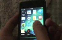 Meizu M8: video dell'interfaccia