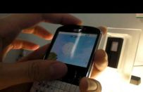 Acer beTouch E130 un simil BlackBerry con Android, video