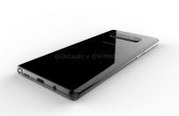 Samsung Galaxy Note 8: nuovi render raccontano l'estetica