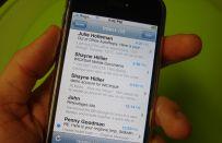 Sincronizzare rubrica iPhone con Gmail