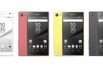 Sony Xperia Z5 Compact vs Sony Xperia Z3 Compact: schede tecniche a confronto