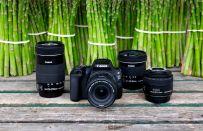 Canon EOS 200D: scheda tecnica e prezzo