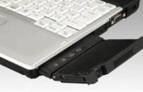 Notebook Fujitsu con proiettore integrato
