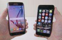 iPhone 6 Plus vs Samsung Galaxy S6 Edge Plus: scontro tra giganti