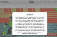 Peer to peer: LimeWire cede e sborsa 105 milioni alle etichette americane