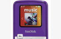 Sandisk Sansa Clip Zip: colorato lettore mp3 con slot microSD
