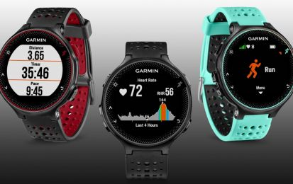 Garmin Forerunner 230, 235 e 630: sportwatch per gli amanti della corsa