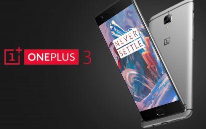 OnePlus 3, il più potente smartphone su AnTuTu
