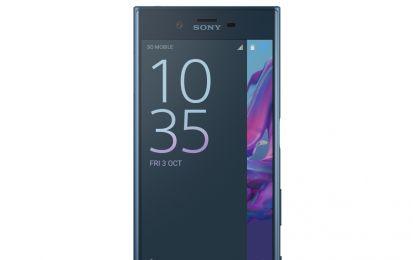Sony Xperia XZ: prezzo e uscita ufficiali per l'Italia