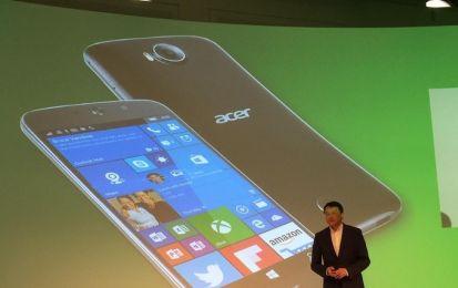 Acer a IFA 2015: tutti i nuovi smartphone, tablet e notebook