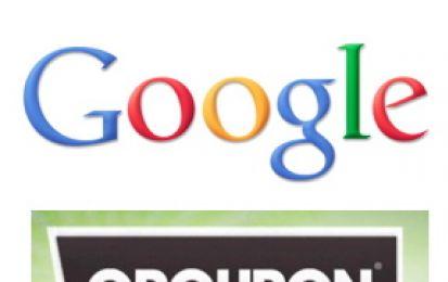 Google: Groupon rifiuta l'offerta da $6 miliardi
