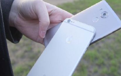 Huawei Mate 8 Vs iPhone 6S Plus: scontro tra phablet