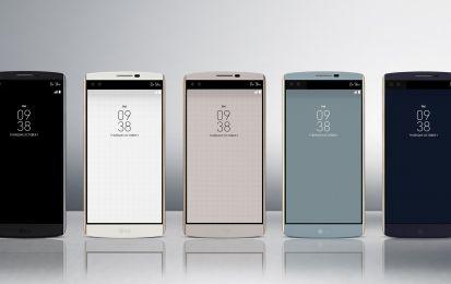 LG V10 vs iPhone 6s Plus: confronto tra top di gamma