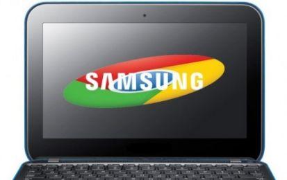 Netbook Samsung Alex con Chrome OS: la scheda tecnica