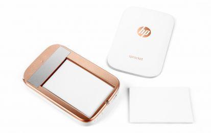Migliori stampanti fotografiche 2017: HP Sprocket, prezzo e caratteristiche