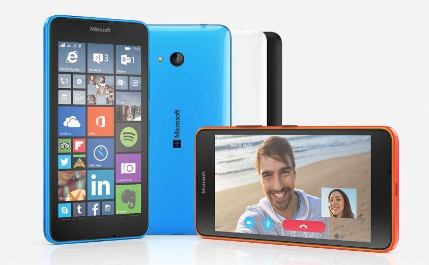 Microsoft Lumia 650 Microsoft Lumia 650 XL