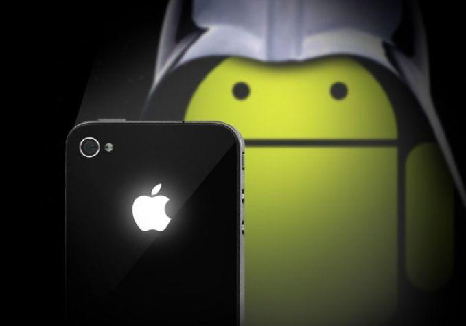 android4 ics vs ios6