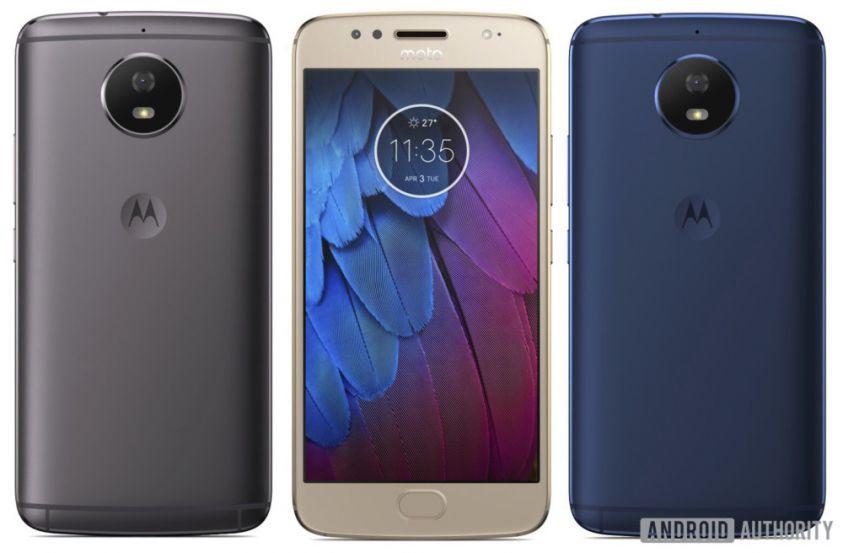 Lenovo Moto G5S: rumors su scheda tecnica e uscita