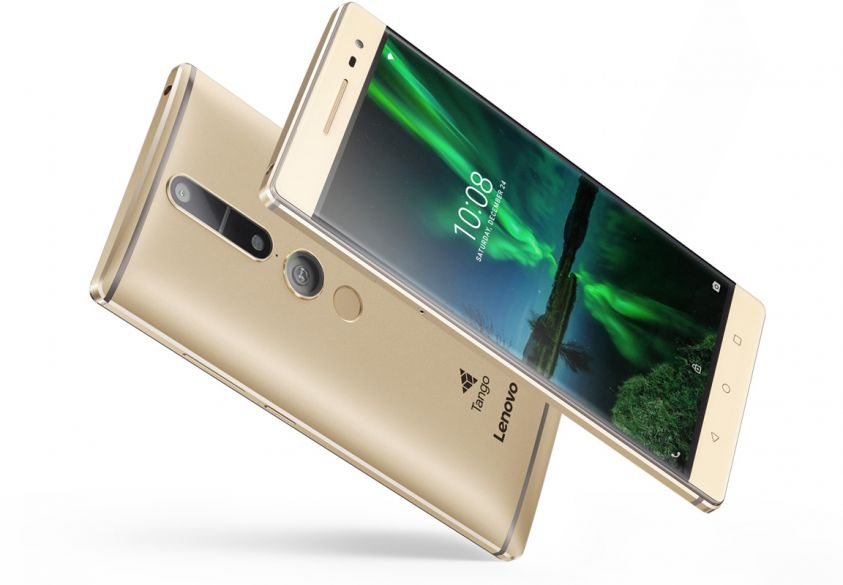 Lenovo Phab 2 Pro prezzo per l'Italia: la scheda tecnica ufficiale