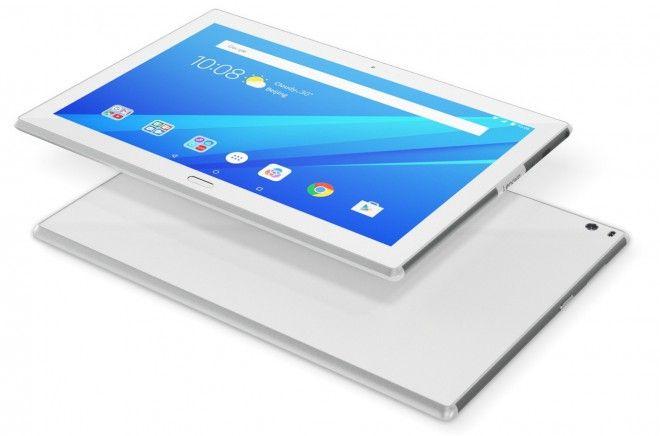 Lenovo Tab 4 e Tab 4 Plus: le schede tecniche e prezzi ufficiali