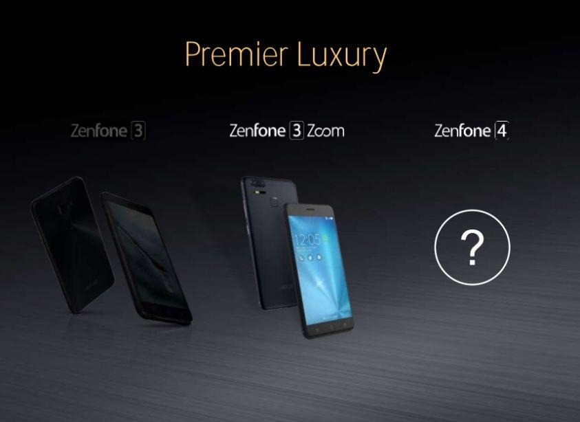 Asus ZenFone 4, 4s e 4 Max in uscita: i rumors sulle schede tecniche