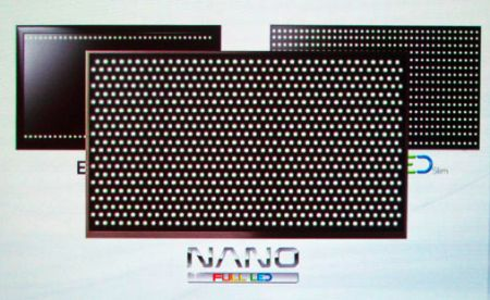 confronto lcd led edge full nano