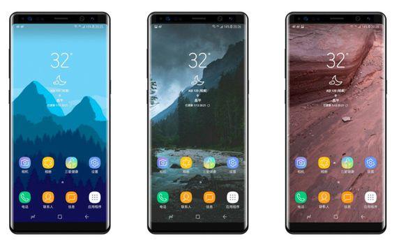 Samsung Galaxy Note 8: video teaser raccontano fotocamera e S-Pen