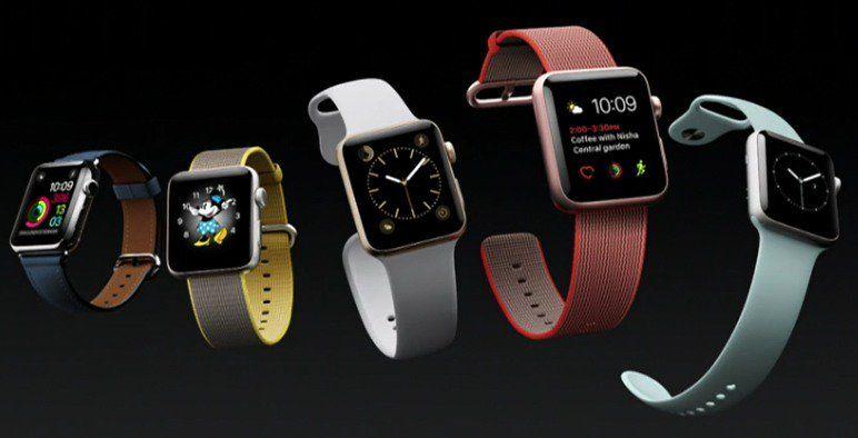 Apple Watch design