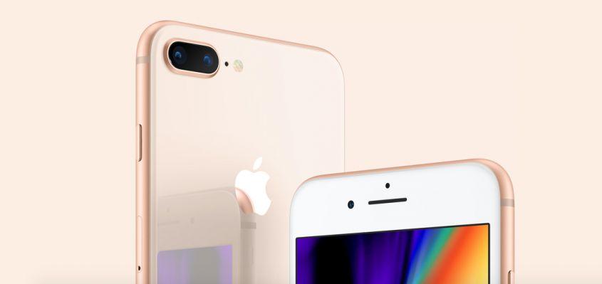Apple iPhone 8 Plus retro
