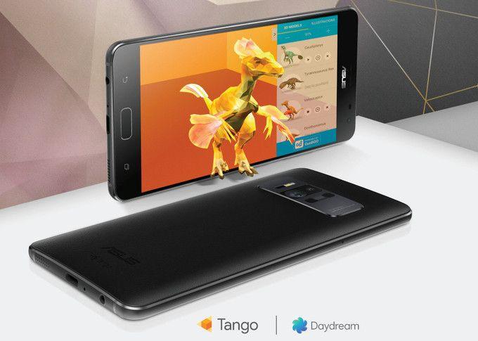 Asus ZenFone AR: prezzo, scheda tecnica e uscita in Italia
