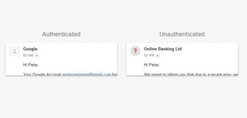 Gmail autenticazione contatto