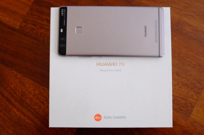 Huawei P9 recensione
