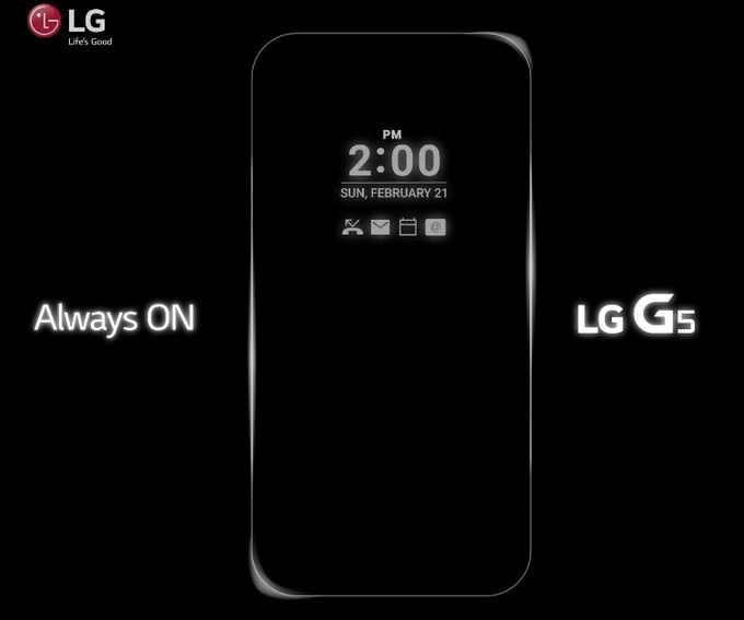 LG G5 B&O