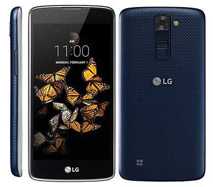LG K8 blu